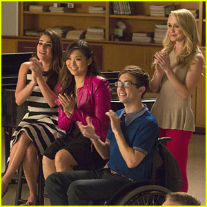 'Glee' Says Goodbye TONIGHT - See Pics & Song List Ahead of Series Finale