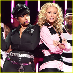 Iggy Azalea Gets In 'Trouble' at iHeartRadio Music Awards 2015! (Video)