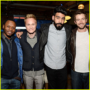 The 'iZombie' Guys Geek Out Together as New Trailer Debuts!