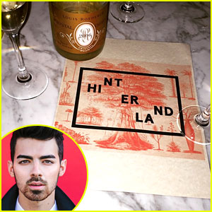 Joe Jonas Just Opened His Own Restaurant -- Hinterland!