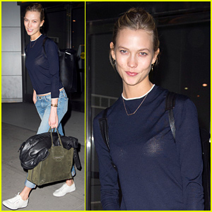 Karlie Kloss Stars in Nile Rodgers' 'I'll Be There' Video - Watch Now!