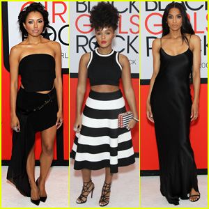 Kat Graham Kills it With Her Stylish 'Black Girls Rock' Outfit