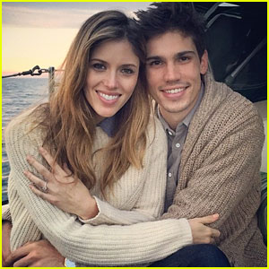 The Vampire Diaries' Kayla Ewell Engaged To Tanner Novlan!