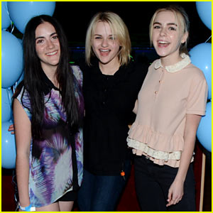 Kiernan Shipka & Joey King Make It a Throwback Thursday with Monster High!