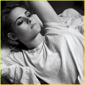 Kristen Stewart Isn't Afraid to Let People In Who May Hurt Her