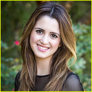 Laura Marano Almost Hit People While Riding a Bike on the 'Bad Hair Day' Set!