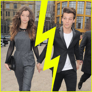 Louis Tomlinson & Eleanor Calder Call It Quits