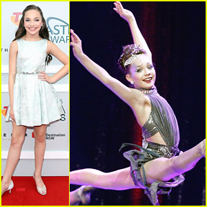 Maddie Ziegler & 'Dance Moms' Cast Perform At Astras Awards In Australia!
