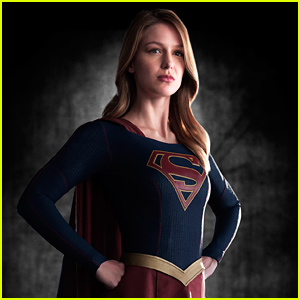 Melissa Benoist Transforms Into 'Supergirl' in These First Look Pics!