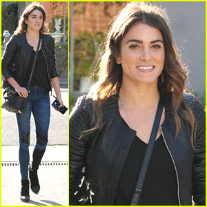 Nikki Reed Lunches At Lemonade After Testifying On Capitol Hill For Animal Rights