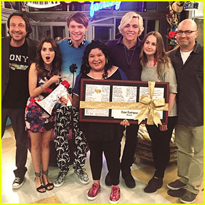 Raini Rodriguez Shares Cute Pics From 'Austin & Ally' Directing Debut - See Them Here!