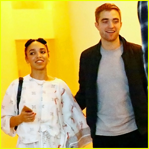 Did Robert Pattinson Give Girlfriend FKA twigs a Promise Ring?