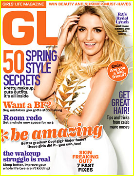 Rydel Lynch Covers 'Girl's Life' Music Issue - See Exclusive Pics Here!