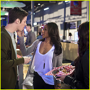 Barry & Iris Have an Awkward Double Date on 'The Flash' Tonight!