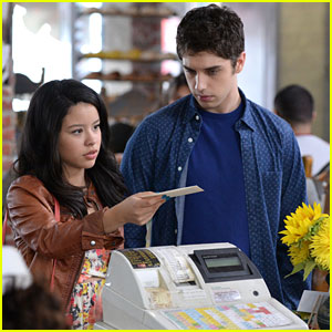 Mariana Recruits Brandon To Help Her Track Down Relatives In 'The Fosters' Tonight