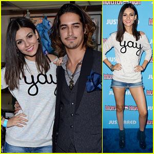 Victoria Justice & Avan Jogia Reunite for Throwback Thursday with Monster High!