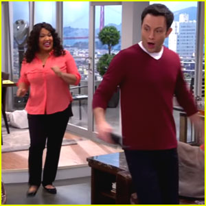 Josh Gets Mad At Yolanda In New Clip From 'Young & Hungry' Season Two Premiere - Watch Here!