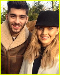 This Selfie Is Causing A Lot of Speculation About Zayn Malik & Perrie Edwards