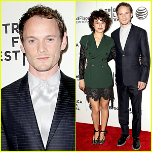 Anton Yelchin & Alia Shawkat Are Picture Perfect at 'Driftless Area' Tribeca Premiere