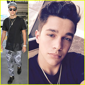 Austin Mahone To Accept One Fan's Promposal On Monday