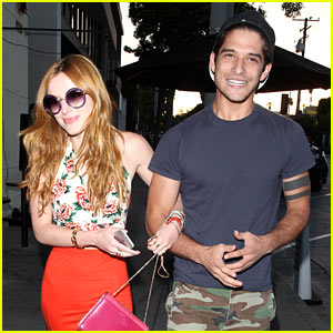 Bella Thorne & Tyler Posey Are Just Friends!