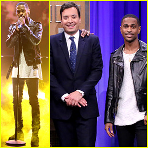 Big Sean Does 'Tonight Show' After Ariana Grande Split