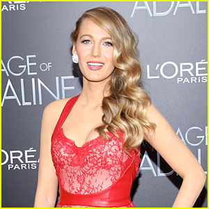 Blake Lively Will Go to Harvard Business School One Day!