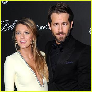 Blake Lively Posts a Photo of Her Husband Ryan Reynolds Shirtless!
