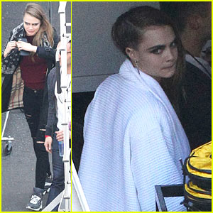 Cara Delevingne & More Celebs Will Act in Taylor Swift's Upcoming Video!