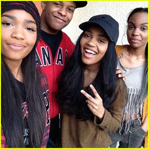 China Anne McClain Teases New Music During JJJ Takeover (Recap)