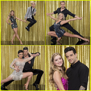 Riker Lynch & Nastia Liukin Reveal America's Choice Dances For 'DWTS' - Get The Full List!
