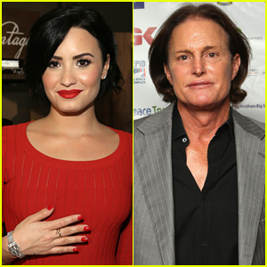 Watch Demi Lovato Sing 'Warrior' to Bruce J