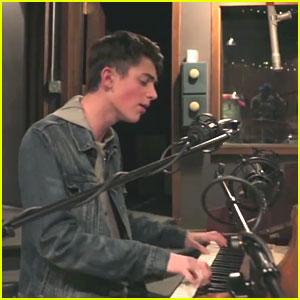 Greyson Chance Shares 'Meridians' Live Cut Video - Watch Here!