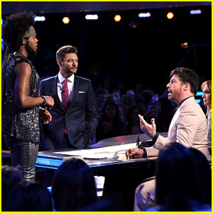 Idol's Quentin Alexander Told to Go Home of Harry Connick Jr (Video)