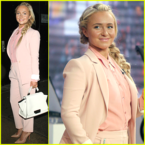 Hayden Panettiere Says Motherhood Is 'Fabulous'