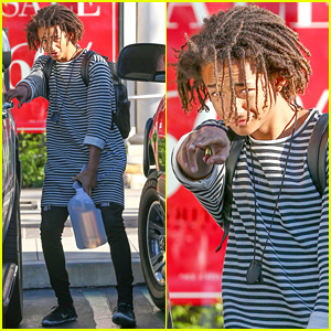 Jaden Smith Tweets His Thoughts on Wearing a Dress in Public