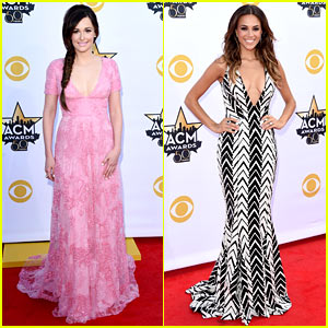 Kacey Musgraves Is Pretty in Pink for ACM Awards 2015!