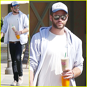 Liam Hemsworth's 90s Hair Gets People Talking - See the Funny Tweets Here!