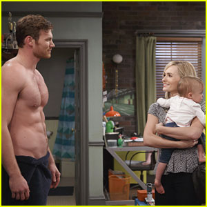 First Look At Lindsey Gort on 'Baby Daddy' (Exclusive)