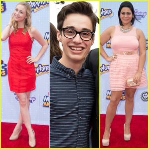 'Liv & Maddie' Cast Take RDMAs 2015 by Storm!