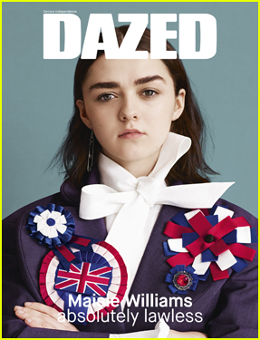 Maisie Williams Gets Frustrated When Adults Underestimate Teens