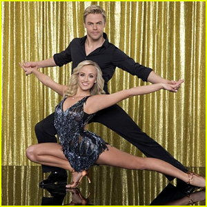 Nastia Liukin Performs Modern Charleston With Temporary 'DWTS' Partner Sasha Farber - Watch Now!