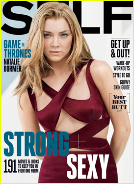 Natalie Dormer Was In The Best Shape Ever on 'Mockingjay Part 2'