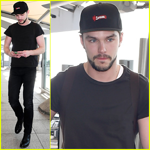 Nicholas Hoult Steps Out After Dianna Agron Dating Rumors