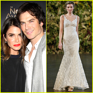 Nikki Reed's Wedding Dress Pictures Have Been Released!