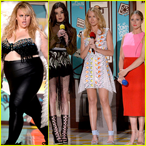 New 'Pitch Perfect 2' Clip Revealed at MTV Movie Awards 2015 - Watch Now!
