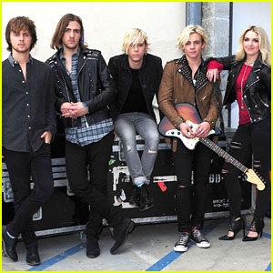 Listen to R5's New Song 'All Night' Right Now!