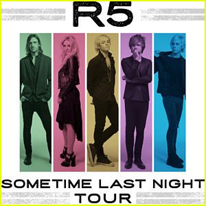 R5 Announces New Album 'Sometime Last Night, Drops 'Let's Not Be Alone Tonight' Music Video!