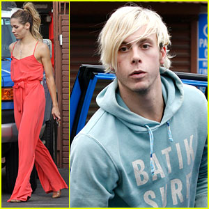 Riker Lynch & Allison Holker Go Back To 1920s For Quickstep