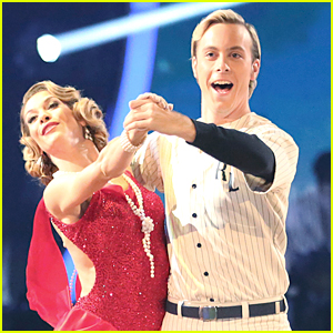 Riker Lynch & Allison Holker Hit Home Run on 'DWTS'